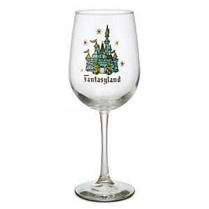 Fantasyland Stemmed Glass - 16-Oz.