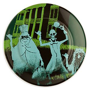 Disney Parks Attraction Poster Plate - Haunted Mansion - 7
