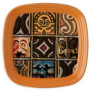 Adventureland Dinner Plate - 9