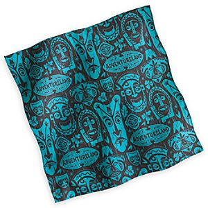 Adventureland Cloth Napkin - Tiki Mask