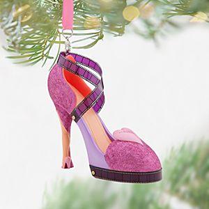Jessica Shoe Ornament