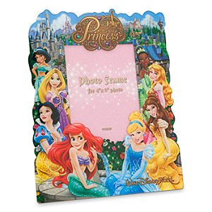 Disney Princess Photo Frame - Walt Disney World