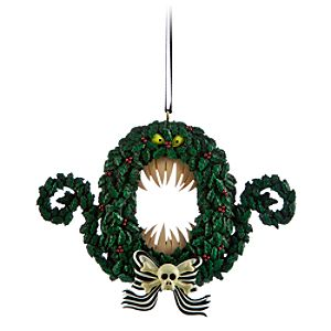 Nightmare Before Christmas Wreath Ornament