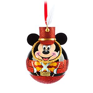 Mickey Mouse Nutcracker Toy Soldier Ornament