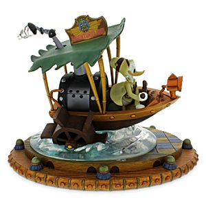 Donald Duck Steam Punk Figure - Jungle Cruise - Adventureland