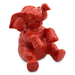 Jungle Cruise Elephant Figure - Red