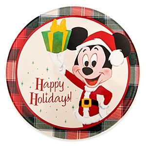 Mickey Mouse Holiday Trivet
