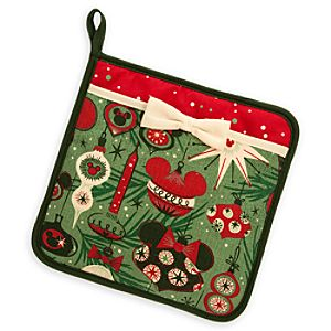 Mickey Mouse Holiday Pot Holder