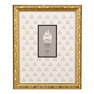 Mickey Mouse Gold Frame - 11 x 14