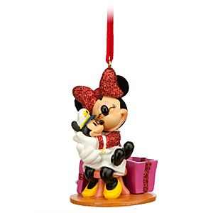 Minnie Mouse Ornament - Disney Cruise Line