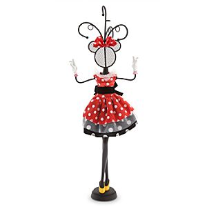 Minnie Mouse Jewelry Stand