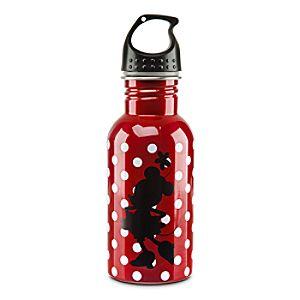 Minnie Mouse Aluminum Water Bottle