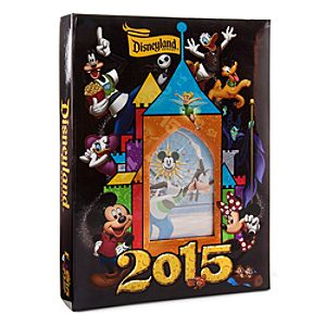 Mickey Mouse and Friends Photo Album - Disneyland 2015 - Large