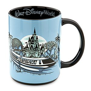 Monorail Mug - Walt Disney World