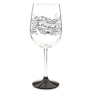 Be Our Guest Stemmed Wine Glass - 16 oz.