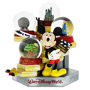 Mickey Mouse Snowglobe - Walt Disney World