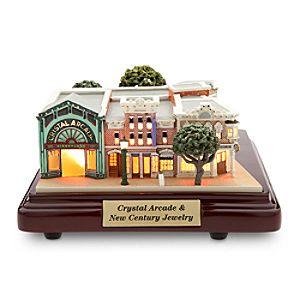 Disneyland Crystal Arcade and Fortuosity Shop Miniature by Olszewski