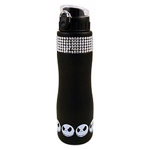 Jack Skellington Bling Water Bottle