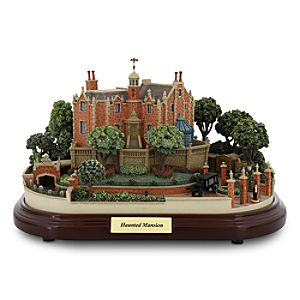 Walt Disney World The Haunted Mansion Miniature by Olszewski