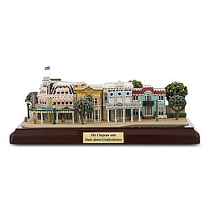 The Chapeau and Main Street Confectionery by Olszewski - Walt Disney World