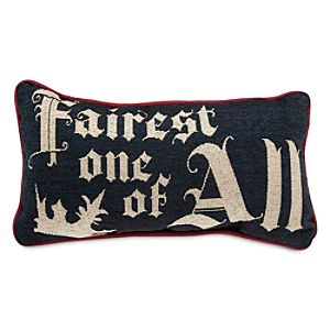 Evil Queen Pillow - Snow White - Fairest One of All