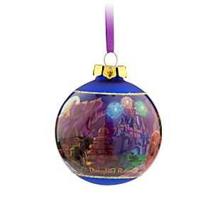 Adventureland Storybook Ornament - Disneyland