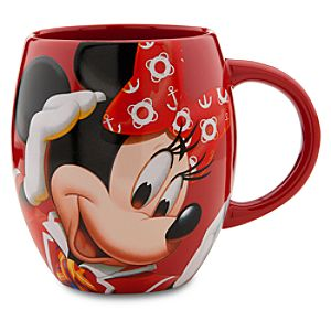 Minnie Mouse Mug - Disney Cruise Line