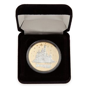 Disneyland Let the Memories Begin Limited Edition Coin