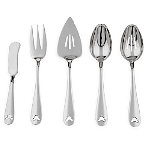 Mickey Mouse Icon Serving Set