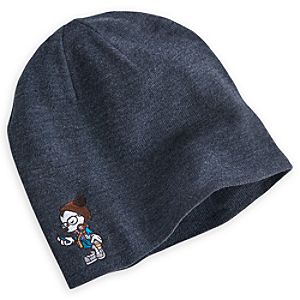 Mickey Mouse Happiest Hipster on Earth Beanie for Adults