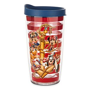 Mickey Mouse and Friends Travel Tumbler by Tervis - Disney Cruise Line