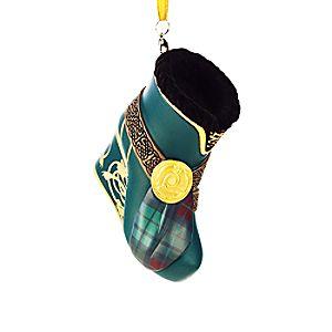 Merida Shoe Ornament