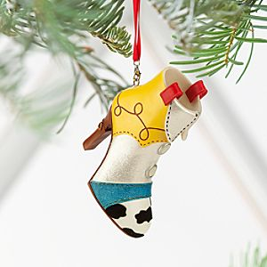 Jessie Shoe Ornament
