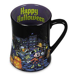 Mickey Mouse and Friends Halloween Mug