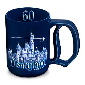 Disneyland Diamond Celebration Mug
