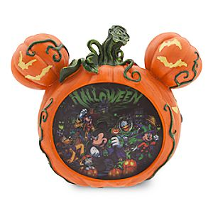 Mickey Mouse and Friends Light-Up Pumpkin