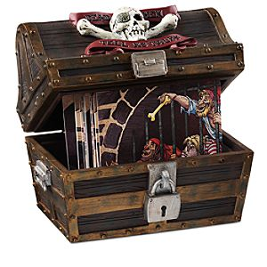 Pirates of the Caribbean Treasure Chest