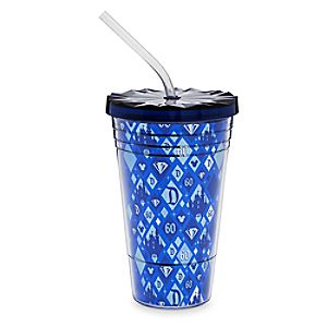 Disneyland Diamond Celebration Tumbler with Straw by Starbucks