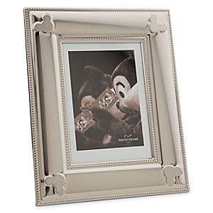 Mickey Mouse Icon Metal Photo Frame - 5 x 7