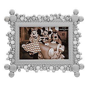 Mickey Mouse Icon Metal Photo Frame - 4 x 6