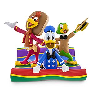 The Three Caballeros Figure