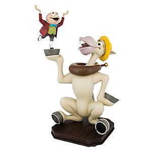 Mr Toads Wild Ride Figurine