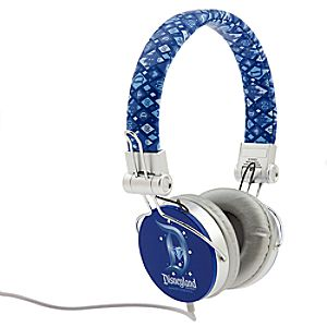 Disneyland Diamond Celebration Headphones