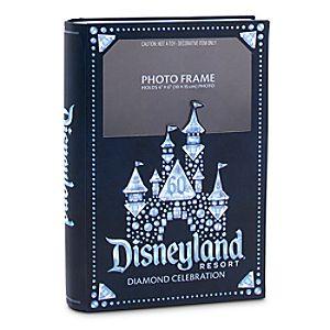 Disneyland 60th Anniversary Photo Frame Book