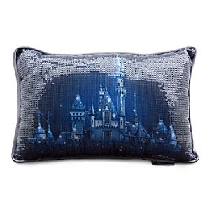 Disneyland Diamond Celebration Pillow