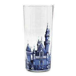 Disneyland 60th Anniversary Glass Tumbler