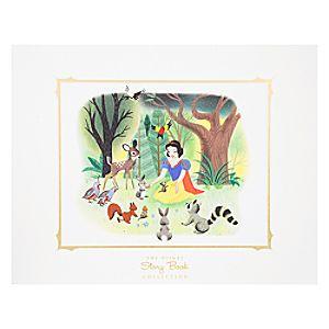 Snow White Deluxe Print