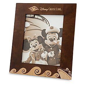 Disney Cruise Line Wood Photo Frame - 8 x 10