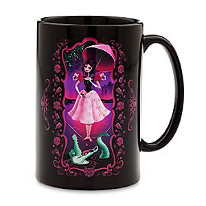 The Haunted Mansion Tightrope Walker Mug by Jeff Granito