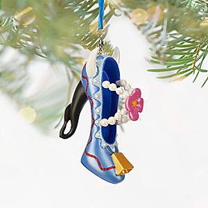 Clarabelle Cow Shoe Ornament